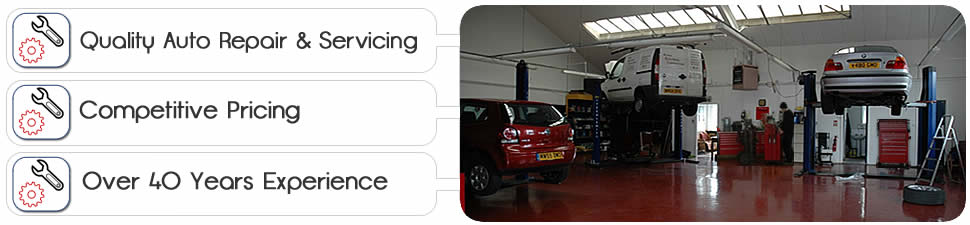 S W Sneap North Shields Car van service repair MOT